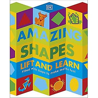 Amazing Shapes: Filled with� flaps to make maths fun! [Board book]