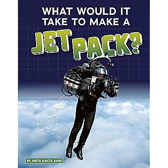 What Would It Take to Make a Jet Pack? (Sci-Fi Tech)