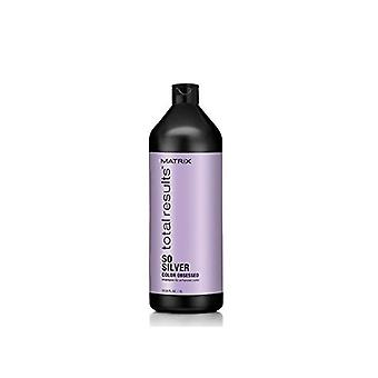 Schampo neutralizer färg totala resultat så Silver Matrix (1000 ml)