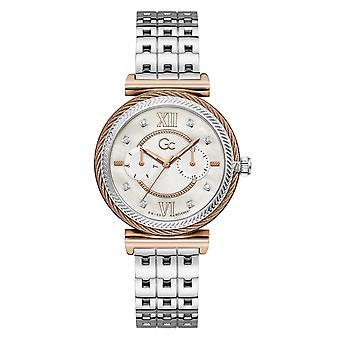 GC Y76001L1MF Starlight Day Date Wristwatch