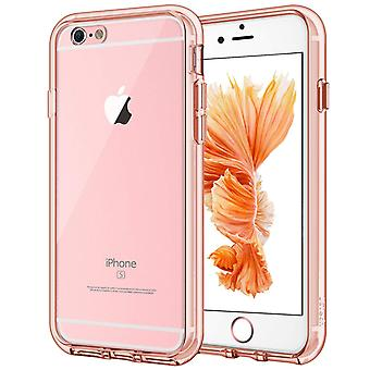 Jetech cover compatible with iphone 6 and iphone 6s, shock absorption and anti-scratch bumper case, wom58569