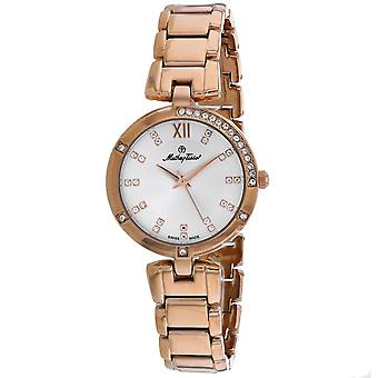 Mathey Tissot Mujer's Classic Silver Dial Watch - D2583PI