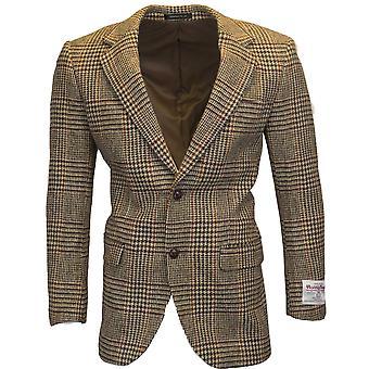 Walker och Hawkes - Mens Classic Skotska Harris Tweed Country Jacket
