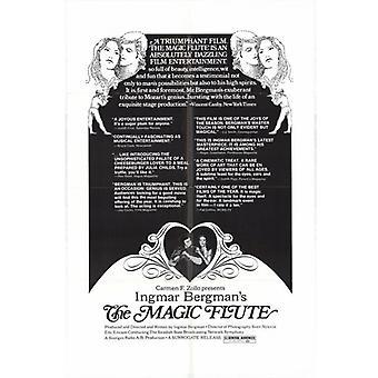 Tryllefløjten film plakat Print (27 x 40)