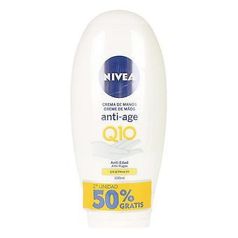 Anti-aging Hand Cream Q10 Nivea (2 stk.