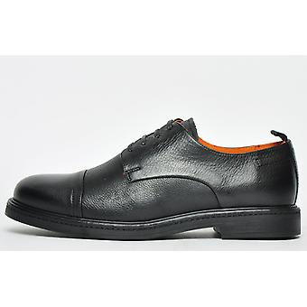 Frank Wright Riley Exclusive SW1 Leather Black