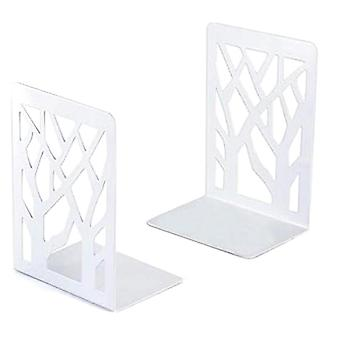 Metal Bookends For Shelves, Supports For Shelve And Desk
