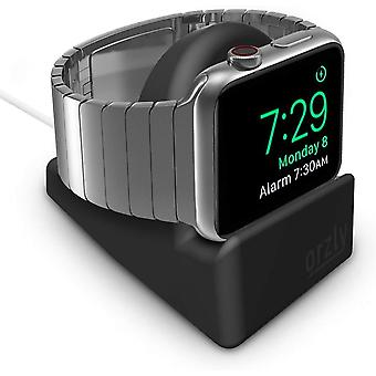 Orzly charging stand for apple watch series 5 / series 4 / series 3 / 2 / 1 44mm / 42mm / 40mm/ 38mm