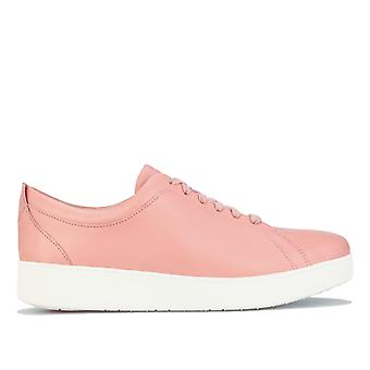 Donne 's Fit Flop Rally Sneakers in rosa
