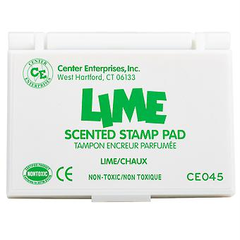 Scented Stamp Pad, Green, Lime