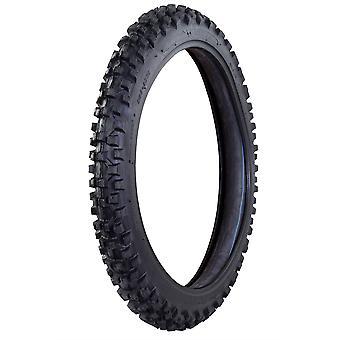 80/100-21 MX Tyre - F895 Tread Pattern