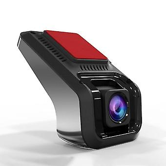 1080p מצלמה מכונית Dvr Adas Dashcam אנדרואיד מקליט רכב מקף מצלמת גרסת לילה