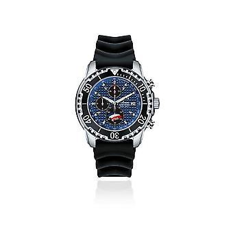 Chris Benz - Wristwatch - Quartz - Surf&Sail Antoine Albeau 200M - CB-200SC-KBS