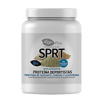 Athletes (Pea Protein, Carob and Hemp) Bio 600 g of powder