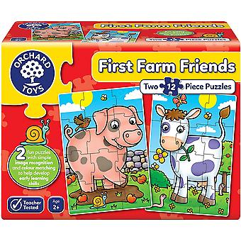 Orchard Toys First Farm Friends Legpuzzels