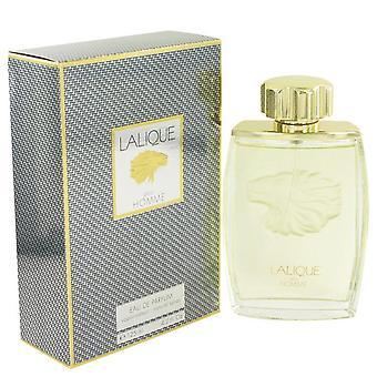 Lalique Eau De Parfum Spray By Lalique 4.2 oz Eau De Parfum Spray