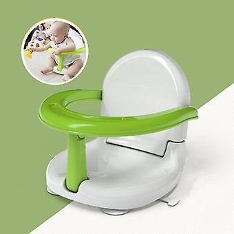 Badewanne Stuhl faltbare Baby Badesitz mit Rückenlehne Unterstützung Anti-Rutsch-Sicherheit