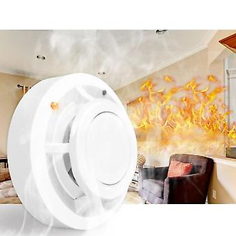 Independent Fire Smoke Sensor Smoke Detector  (a)