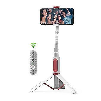 Le tout dans un selfie stick bluetooth portable