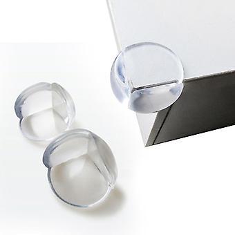 Set da 8 pezzi in stile scandinavo di protezioni in silicone di sicurezza per bambini per bordi e angoli