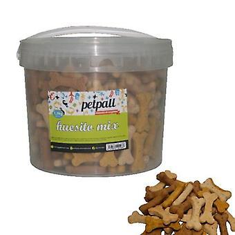 Yagu Mix Cube Petpall Huesito 1'5Kg. (Dogs , Treats , Biscuits)