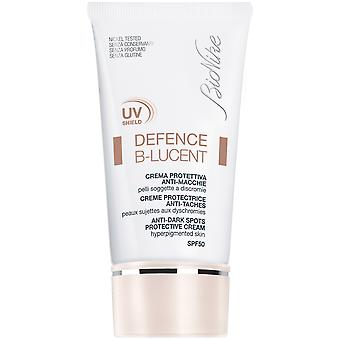 Bionike Defence B Lucent Anti Dark Spots Protective Cream Spf 50 40 ml