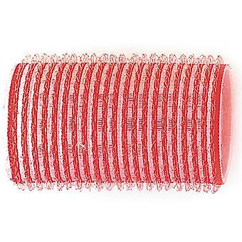 Sibel Red Velcro Roller - 36mm