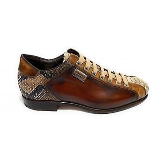 Men's Shoes Harris Leather Soccer Bottom Shade Linen / Pit Saturnia/ Moro Head U17ha118