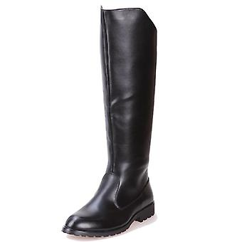 Waterproof Leather Long Boots, Horse Riding Boots/men