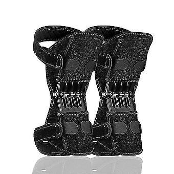 Olieco Knie Gelenk Schutz Booster Feder Rebound Power Lift Gelenk Unterstützung proffessional Sport Knie Bein polster 1pcs oder 1 Paar