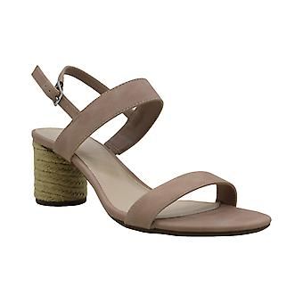 Bar III Womens Brooklin Leather Open Toe Casual Ankle Strap Sandals