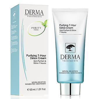 Purifying 7-hour detox cream 50ml