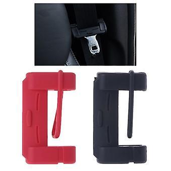 Universal Silicone Auto Cintura di sicurezza Fibbia Copre Clip Anti-scratch Cover