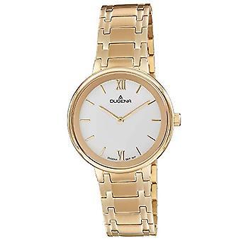 Dugena Women's Analog Quartz Watch with Stainless Steel Strap 4460998
