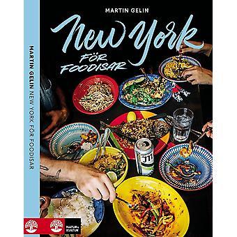 New York voor Foodisar 9789127153288