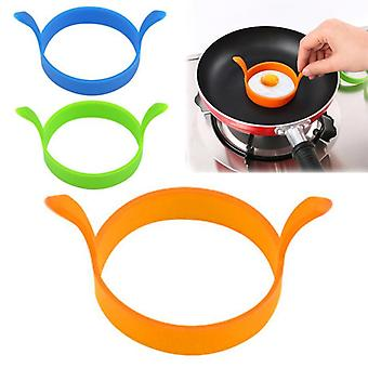 Silicone Egg Frying Ring Mold
