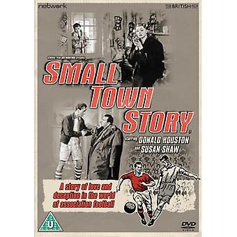 Small Town Story DVD