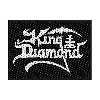 King Diamond - Logo Standard Patch
