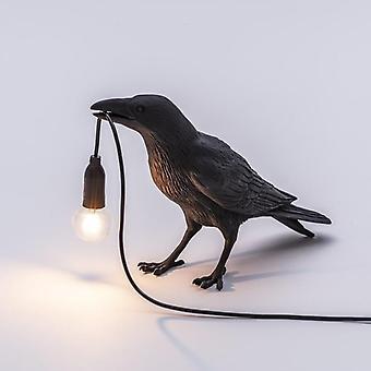 الطيور الجدار مصباح الشمال غرفة المعيشة ضوء الحيوانات ضوء مواعيد المباريات