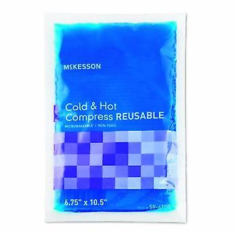 McKesson Hot / Cold Pack McKesson Grande riutilizzabile 6,75 X 10-1/2 pollice, 1 ciascuno