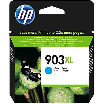 HP 903XL – high capacity cyan cartridge, High (XL) yield, Pigment-based ink, 825 pages, 1 piece