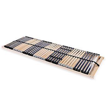 vidaXL sälekehys, jossa 42 sälettä 7 vyöhykettä 80 x 200 cm