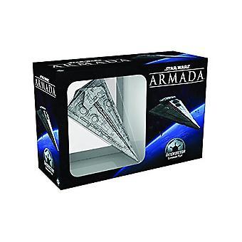 Star Wars Armada Interdictor Class Star Board Game