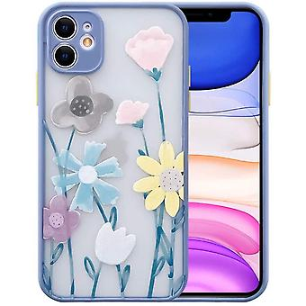 Iphone 12 Case Light Purple Shell Cover
