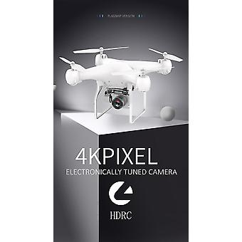 Dual HD 4K RC Drone Quadrocopter with Camera GPS WIFI Wide Angle Aerial Photography RC Helicopters
