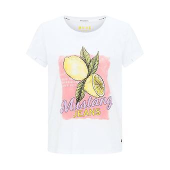 Mustang Shoes Alina C Print 10094132045 universal all year women t-shirt