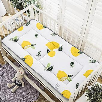 Double Sided Cute Printed Soft And Breathable Crib Mattress For Newborn