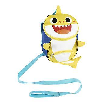 Child bag Baby Shark Yellow (9 x 20 x 27 cm)