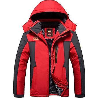 防風防水厚暖かい冬のスキー/スノーボードジャケットとパンツ