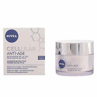 Crema Antiedad Diurna Nivea Cellular Anti-Age Spf 15 (50 ml)